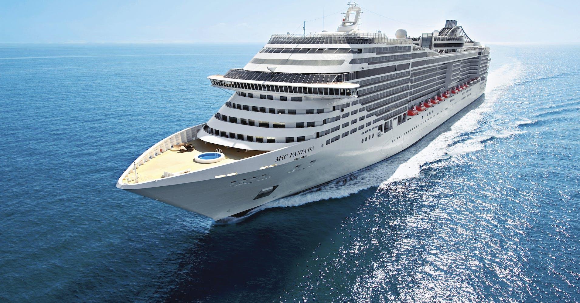Fly & Cruise: MSC Fantasia - Westliches Mittelmeer mit ...