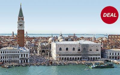 MSC Lirica - Venedig bis Dubai