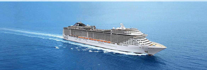 Kreuzfahrten mit MSC Splendida