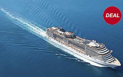 Mittelmeer Fly & Cruise Special