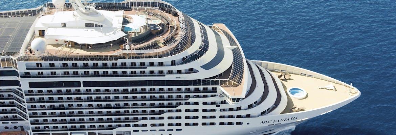 Sommer 2020 - MSC Fantasia - Westl. Mittelmeer