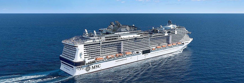 Kreuzfahrten mit MSC Meraviglia