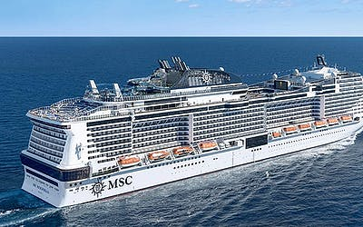 MSC Meraviglia - Nordeuropa