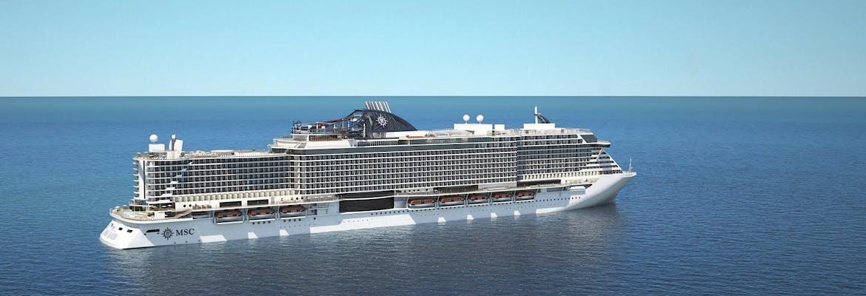 Kreuzfahrten mit MSC Seaview