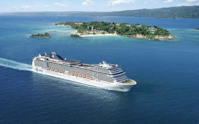 Stornokabine: MSC World Cruise 2020