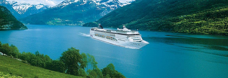 Sommer 2020 - MSC Preziosa - Norwegen
