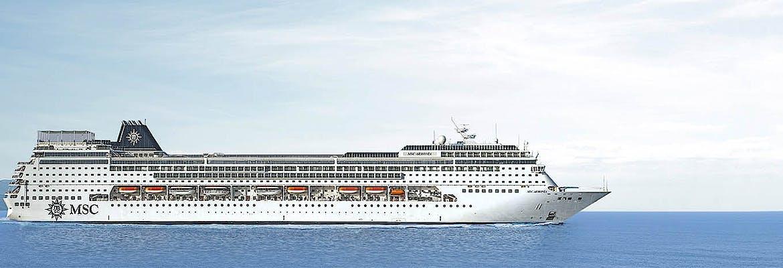 Kreuzfahrten mit MSC Armonia