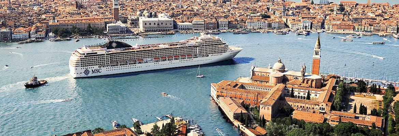Sommer 2020 - MSC Magnifica - Adria mit Santorin und Kreta