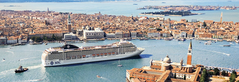 Mittelmeer mit MSC Kreuzfahrten