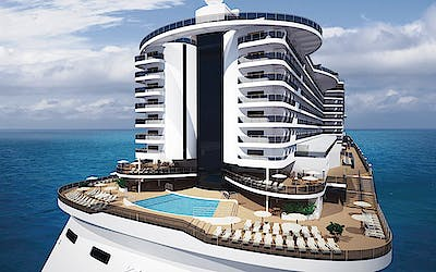 MSC Seaside - Karibik