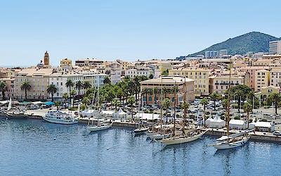 MSC Grandiosa - Westliches Mittelmeer
