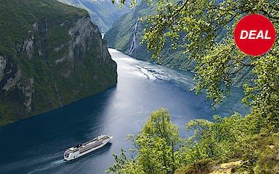 MSC Splendida - Norwegen