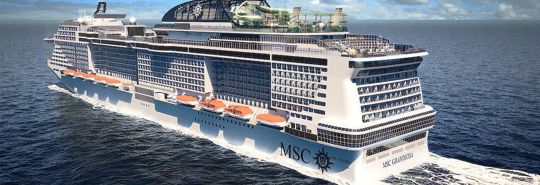 MSC Yacht Club - MSC Grandiosa - Mittelmeer
