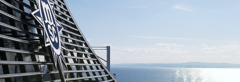 Sommer 2020 - MSC Preziosa - Norwegen & Island