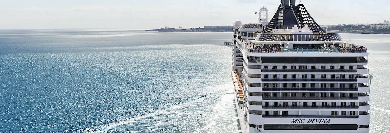 MSC Yacht Club Special - MSC Divina - Mittelmeer