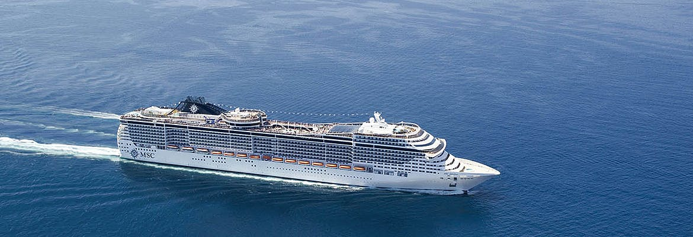 Kreuzfahrten mit MSC Divina