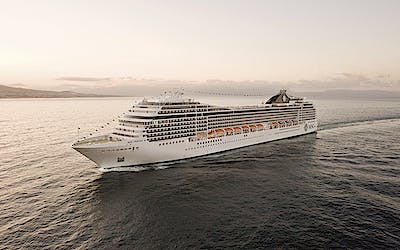 MSC World Cruise 2021