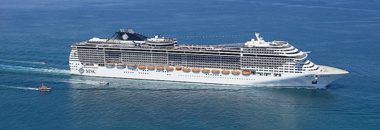 MSC Yacht Club - MSC Divina - Mittelmeer
