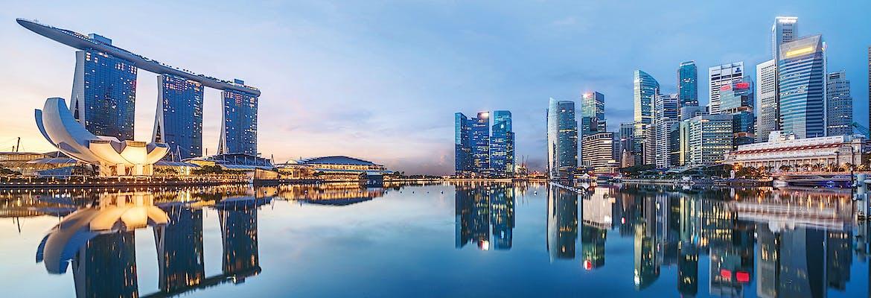 Winter 2021/22 - Mein Schiff 5 - Asien mit Singapur inkl. Frühbucher-Ermäßigung