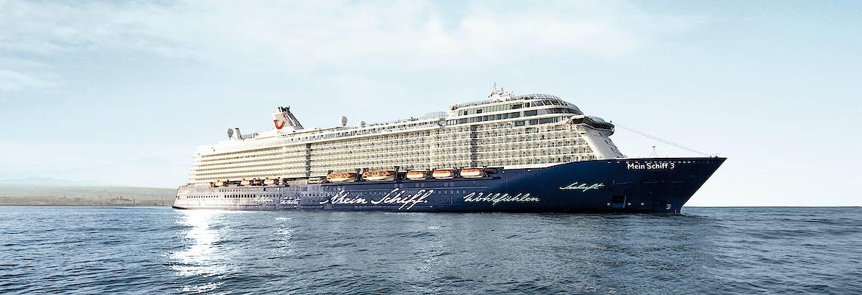 Sommer 2018 - Mein Schiff 3 Östliches Mittelmeer mit Zypern