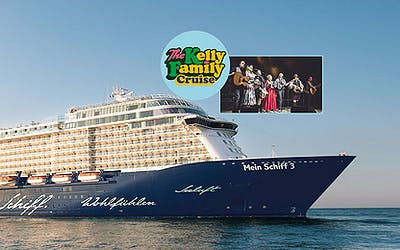 Eventreise - The Kelly Family Cruise