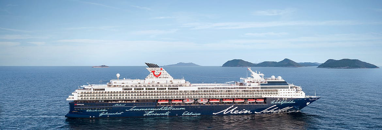 Sommer 2020 Flex-Preis - Mein Schiff 2 - Mittelmeer mit Valencia inkl. Flug