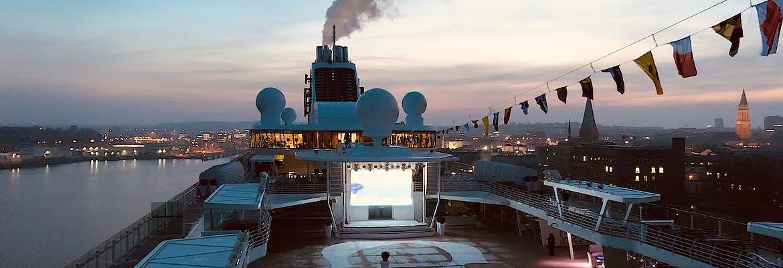 Sommer 2021 Besttarif: Mein Schiff 4 oder Mein Schiff 3 - Westeuropa mit Rotterdam