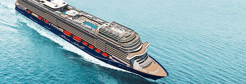 Neue Mein Schiff 1 - Taufreise & Jungfernfahrt