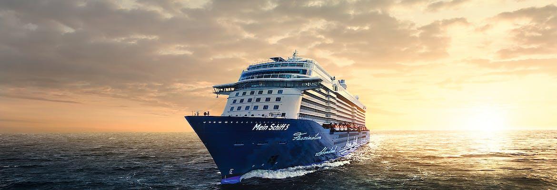 Mein Schiff Sommer 2022 - inkl. Frühbucher-Ermäßigung