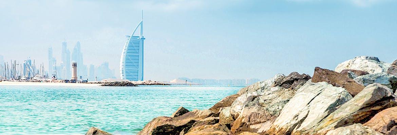 Hotel Kombis Orient - Mein Schiff 4 + Hotel Grand Hyatt Dubai