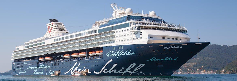 Stornokabinen: Mein Schiff 2 - Full Metal Cruise VI inkl. Flug