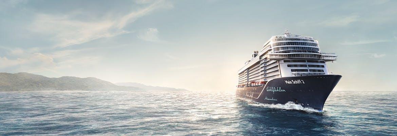 Sommer 2020 - Mein Schiff 2 - Mittelmeer inkl. Frühbucher-Ermäßigung