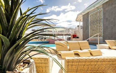 Mallorca bis Dom. Republik / Barbados