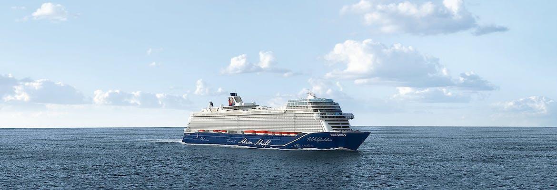 Kreuzfahrten mit der neuen Mein Schiff 2