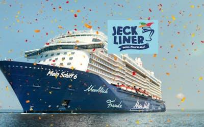 Mein Schiff 6 Eventreise -  Jeckliner 2
