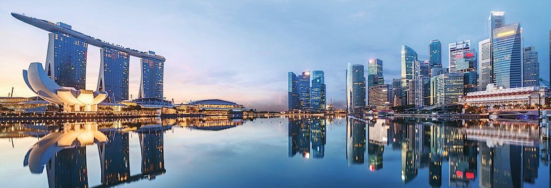 Winter 2019/20 - Mein Schiff 6 - Dubai bis Singapur inkl. Frühbucher-Ermäßigung