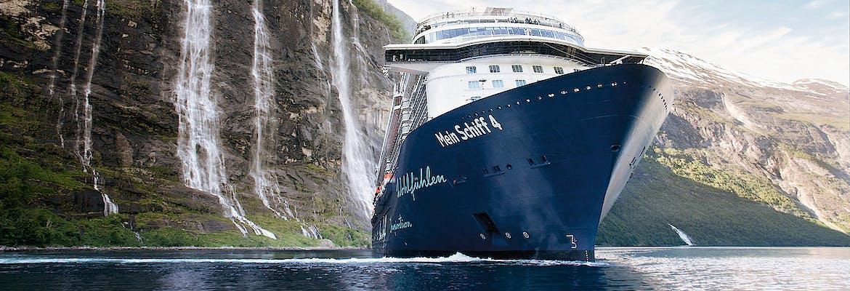 Sommer 2019 - Mein Schiff 4 Kurzreise mit Göteburg & Kopenhagen