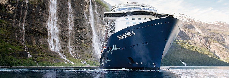 Sommer 2020 - Mein Schiff 4 - Norwegen mit Spitzbergen & Island inkl. Frühbucher-Ermäßigung