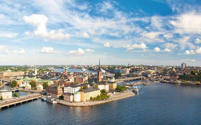 Ostsee mit St. Petersburg & Stockholm