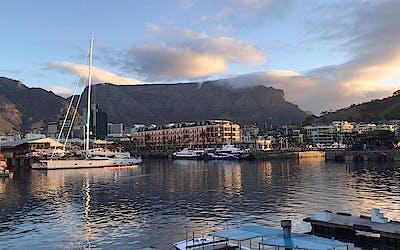 Kapstadt bis Gran Canaria