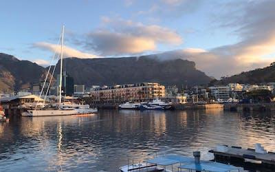 Von Teneriffa bis Kapstadt