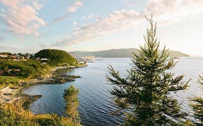 Norwegen mit Geirangerfjord