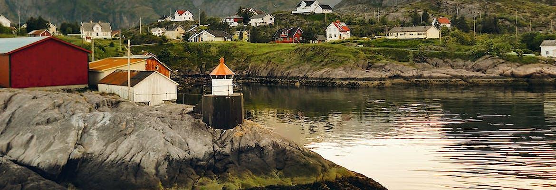 Sommer 2019 - Norwegen mit Nordkap