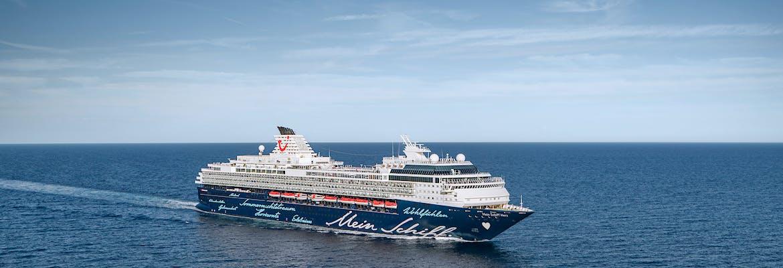Exklusive Sonderpreise - Mein Schiff Herz - Azoren, Kanaren & Kapverdische Inseln