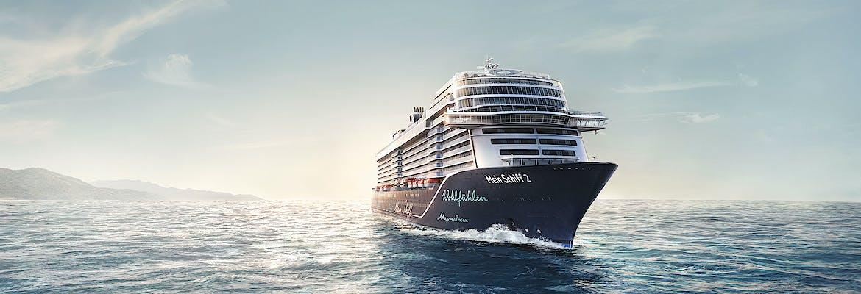 Suiten Special - Mein Schiff 2 - Kanarische Inseln 14 Nächte inkl. Flug