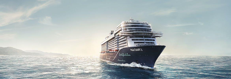 Last Minute: Auszeit! - Mein Schiff 2 - Mittelmeer mit Ibiza inkl. Flug