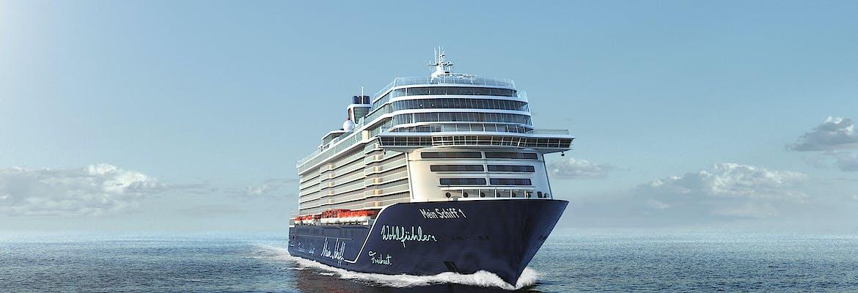 Mein Schiff Urlaub auf Balkonien zum Besttarif - Mittelmeer und Adria