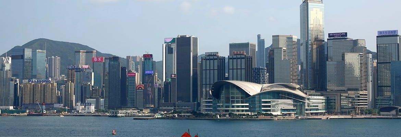 Weihnachten 2019 - Mein Schiff 6 - Singapur bis Hongkong
