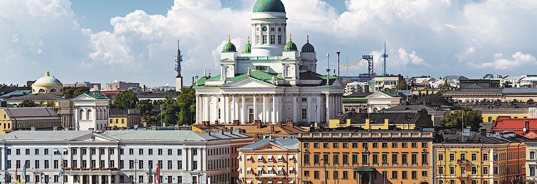 Sommer 2019 - Ostsee mit St. Petersburg & Kopenhagen