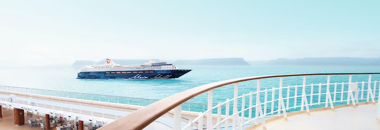 Transreisen mit Mein Schiff